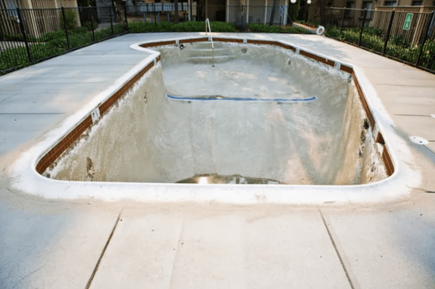 Demolish Pool